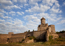 Ancient monastery of Tatev in Armenia Stock Photo