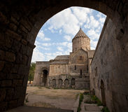 Ancient monastery of Tatev in Armenia Stock Images