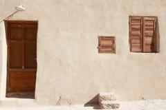 Ancient monastic cell. Stock Photos