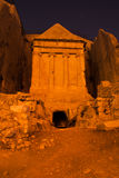 Ancient monument in jerusalem Royalty Free Stock Photo