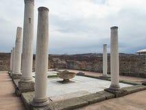 Ancient monument site felix romuliana in serbia. Close to gamzigrad near zajecar city stock photo