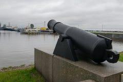 Signal cannon Royalty Free Stock Photos