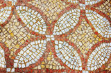 Ancient mosaic Royalty Free Stock Images