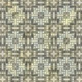 Ancient mosaic floor Royalty Free Stock Photos