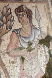Ancient Mosaic Stock Image