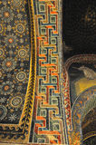 Ancient Mosaics Stock Photography