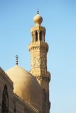 Ancient mosque. In old cairo Stock Photo
