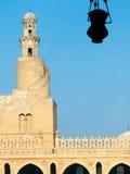 Ancient mosque. Ahmed ebn tolon ancient mosque, cairo, egypt Stock Photos