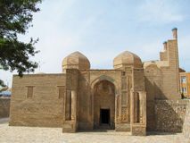 Ancient mosque in Bukhara Stock Photography