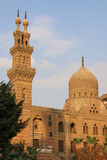 Ancient mosque in Cairo. Egypt.  Stock Photo