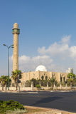 Ancient mosque in the Israeli city of Jaffa Stock Images