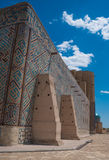 Ancient mosque. In south of Kazakhstan Royalty Free Stock Images