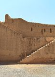 Ancient Mudbrick Architecture, Oman Royalty Free Stock Image