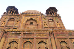 Ancient Mughal tombs in monuments allahabad india. Monument park containing 5 beautiful Mughal tombs Prince Khusru Shah Begum Tamolon's  Nesa Begum Stock Images