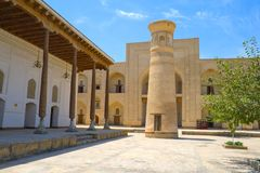Ancient Muslim Architectural Complex, Uzbekistan Stock Images