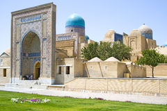 Ancient Muslim Mausoleum Royalty Free Stock Image