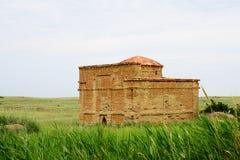 Ancient Muslim mausoleum Royalty Free Stock Photo