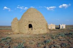 Ancient Muslim mausoleum Stock Photo