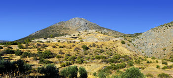 Ancient Mycenae, Greece Stock Photography
