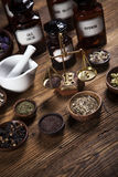 The ancient natural medicine Royalty Free Stock Photo