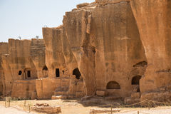 Ancient necropolis Stock Images