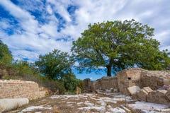 Ancient Nikopolis Royalty Free Stock Image