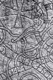 Ancient Nordic Runestone Stock Photos