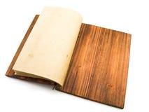 Ancient notebook Stock Photos