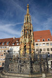 Ancient Nuremberg Royalty Free Stock Images
