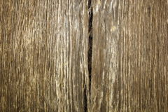 Ancient oak real wood texture Stock Photography