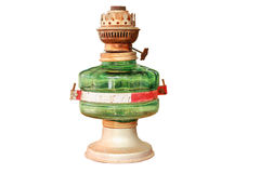 Ancient oil lamps Stock Image