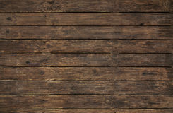 Ancient and old wooden background. Empty surface of an nostalgic. Board for texture stock image