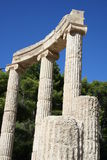 Ancient olympia Royalty Free Stock Image