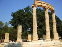 Ancient Olympia Stock Image