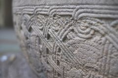 Free Ancient Ornament On Stone Royalty Free Stock Photo - 101003045