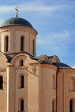 Ancient orthodox cathedral Stock Photography