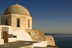 Ancient Orthodox church Royalty Free Stock Image