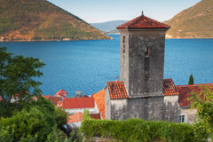 Ancient Orthodox Church in Montenegro Royalty Free Stock Photo