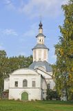 Ancient Orthodox church Royalty Free Stock Photography