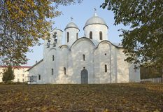 Ancient orthodox church Royalty Free Stock Images