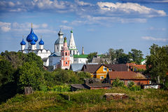 Ancient Orthodox monastery. Russia. Royalty Free Stock Photos