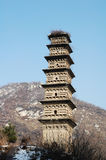 Ancient pagoda Stock Photos
