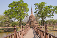 Ancient pagoda. Stock Image