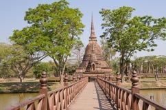 Ancient pagoda. Stock Image