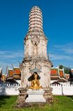Ancient pagoda Royalty Free Stock Image