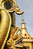 Ancient pagoda in Bagan Royalty Free Stock Images