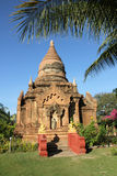 Ancient pagoda in Bagan Royalty Free Stock Images
