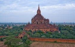 Ancient pagoda in Bagan, Myanmar Stock Photography