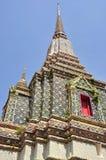 Ancient Pagoda or Chedi at Wat Pho Royalty Free Stock Photos