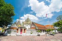Ancient Pagoda or Chedi at Wat Pho, Thailand. Wat Pho, is a Buddhist temple in Phra Nakhon district, Bangkok, Thailand Royalty Free Stock Image